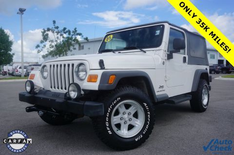 Pre-Owned 2005 Jeep Wrangler Unlimited