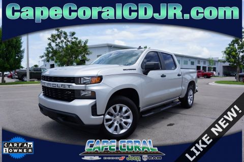 Pre-Owned 2020 Chevrolet Silverado 1500 Custom